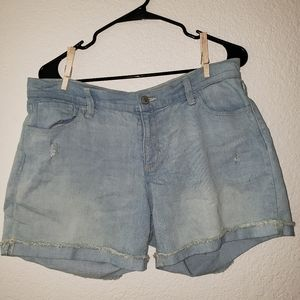 Old Navy Sweetheart Jean Shorts